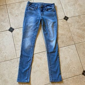 American Eagle Jeggings 2 R